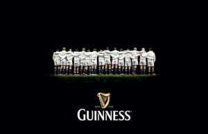 Guinness England Rugby